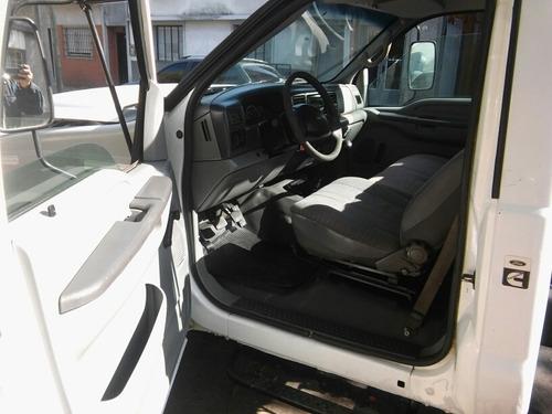 ford f4000 2010 chasis largo