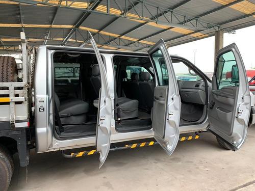 ford f4000 4x4 ano 2018/2019 cabine tripla 11 lugares 4x4