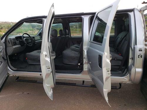 ford f4000 4x4 ano 2018/2019 cabinetriplacabine tropical !