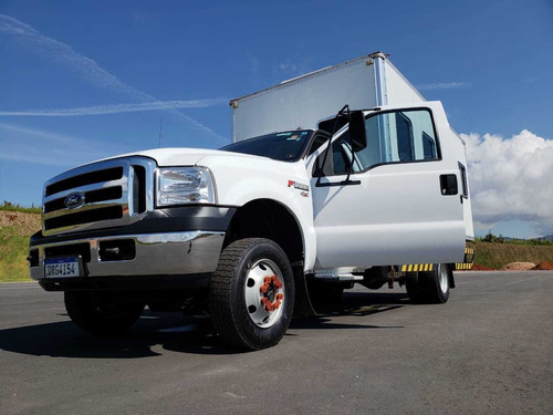 ford f4000 4x4 ano 2019 cabine suplementar 16 passageiros