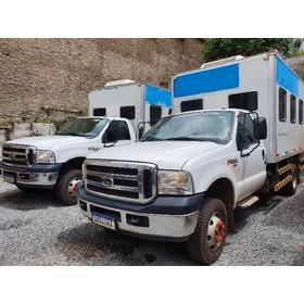 Ford F4000 4x4 Ano 2019 Transporte De Passageiros (ônibus)