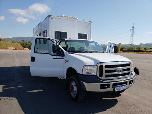 ford f4000 4x4 ano 2019/2019 cabine suplementar 16 lugares