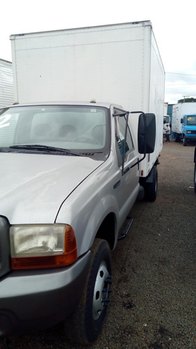 ford f4000 - ano 2002- baú
