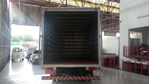 ford f4000 bau carga seca zerada