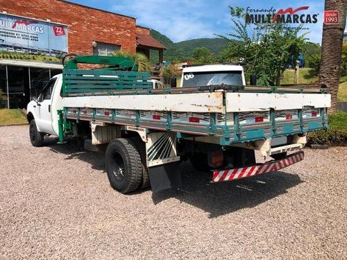 ford f4000 - carroceria munck masal ms 3500
