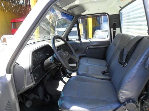 ford f4000 com baú impecável