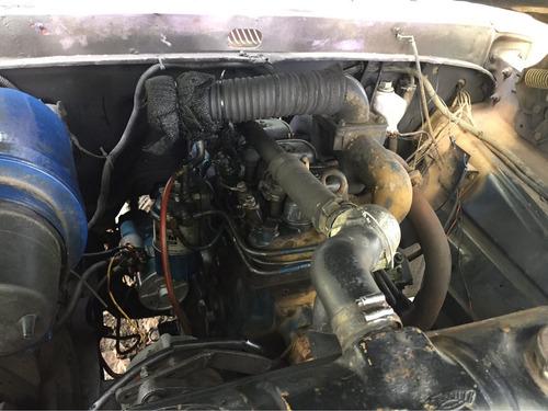 ford f4000 guinche auxilio mecanico vendo permuto