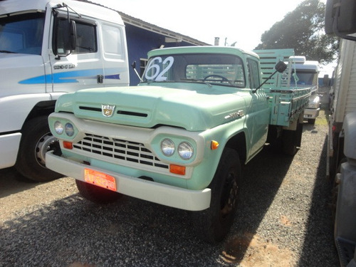 ford f600 4x2 1962