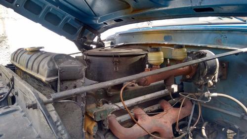 ford f600 carroceria motor e cambio mb 1113