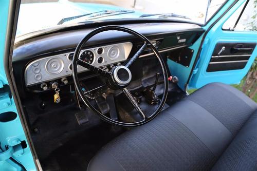ford f600 v8 cavalo mecânico 1974 raríssimo unico dono