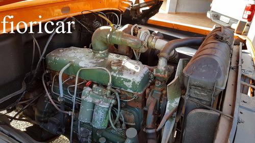 ford f700 1978/78 graneleiro 7.30mts motor mercedesturbo