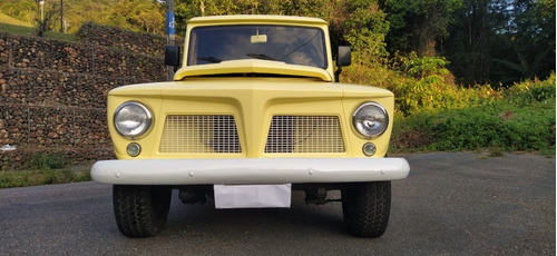 ford f75 - ano 1969 - 4x4