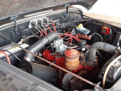 ford f75 f 75 4x4 reduzida
