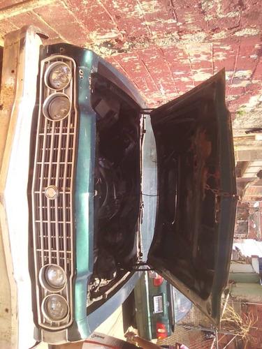 ford failane 500 motot 302 1974 verde 5 puertas