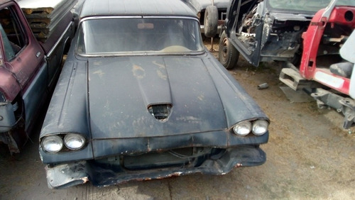ford fairlane 1958 proyecto o partes el chatarral