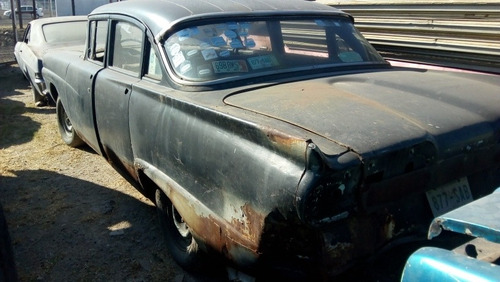 ford fairlane l958 proyecto o p rtes