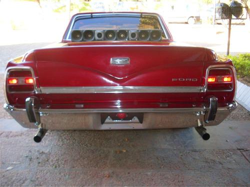 ford fairlane ltd 1969 pick-up