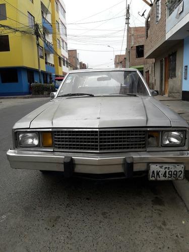 ford fairmont (sin motor) sedan