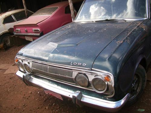 ford falcon 1971 6cc original funcionando não galaxie