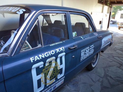 ford falcon 62 - apto gpa histórico - listo para correr