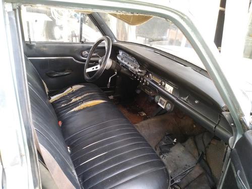 ford falcon de lujo 1971
