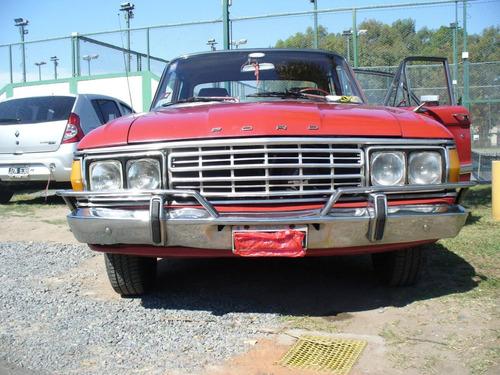 ford falcon de luxe 1976 original muy buen estado dueño.