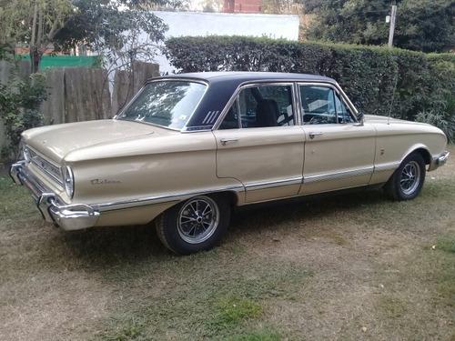ford falcon deluxe 1972 vendido