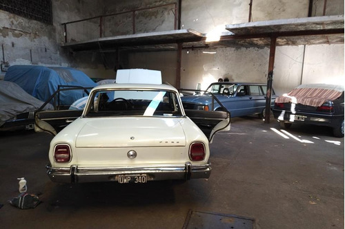 ford falcon deluxe motor 221