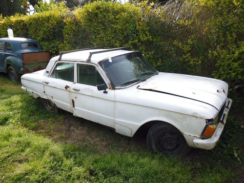 ford falcon diesel blanco motor mercedes benz