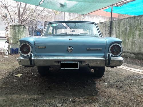 ford falcon entandar 1970 1a mano todo original