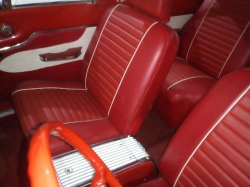ford falcon sedan 4 puertas v8