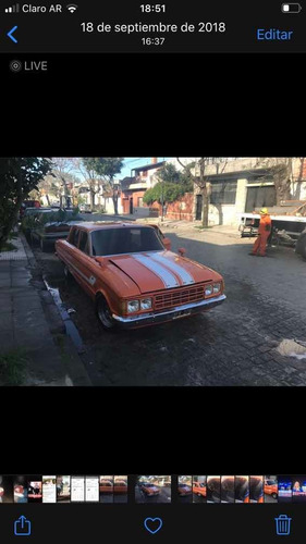 ford falcón sprint