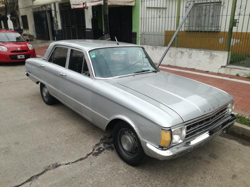ford falcon standar 1976 con gnc