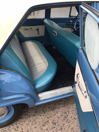 ford falcon standard 1964 de colección