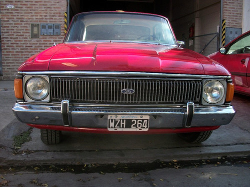 ford falcon standard c/aire original impecable