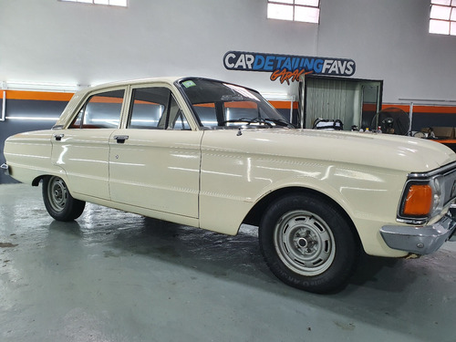 ford falcon std