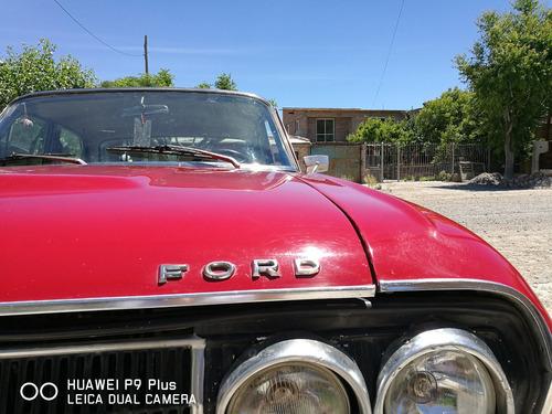ford falcon xp 221