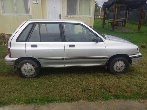 ford festiva estándar 1994