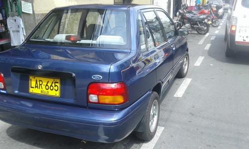 ford festiva sedan 1998