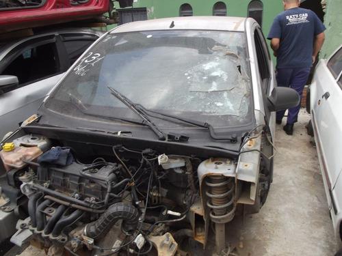 ford fiesta 07,altenador,motor,chicote-sucata em peças