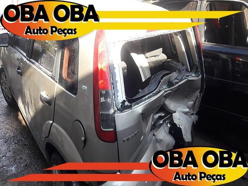 ford fiesta 1.0 flex 2010/2011 sucatas para retirar peças