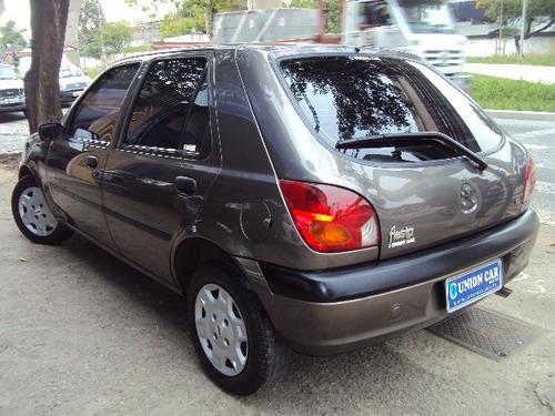ford fiesta 1.0 gl class 2001 raridade c/direção