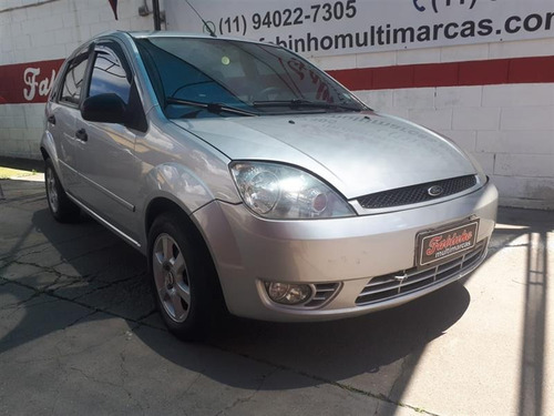ford fiesta 1.0 mpi supercharger 8v gasolina 4p manual 2004/