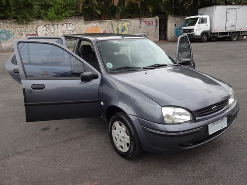 ford fiesta 1.0 street 2002 5p unica dona particular