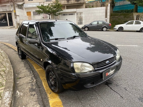 ford fiesta 1.0 street 2004 completo-dh