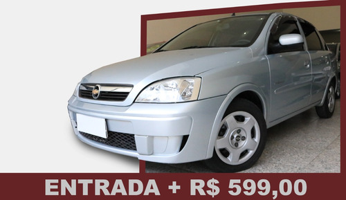 ford fiesta 1.0 supercharger 5p 2005/ entrada + r$459,00