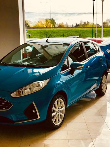 ford fiesta 100% financiado