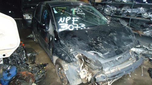 ford fiesta 1.6 11/12 sucata p/ retiradas de peças