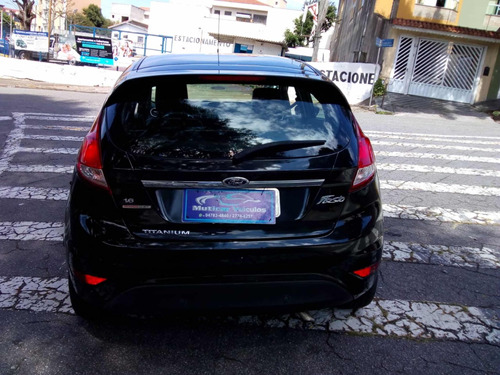 ford fiesta 1.6 16v titanium flex powershift 5p 2015