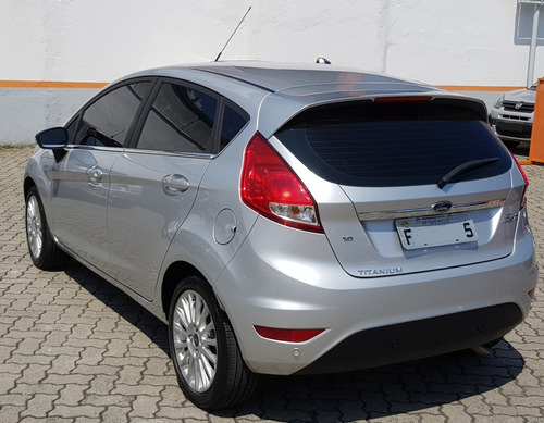ford fiesta 1.6 16v titanium flex powershift 5p seminovo